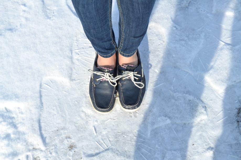 Shoes: Sperrys