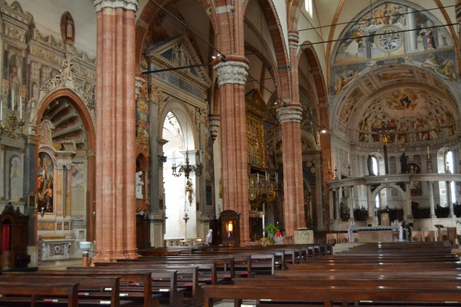 Verona's Duomo