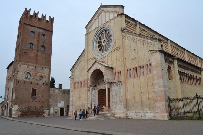 Verona's Basilica of San Zeno
